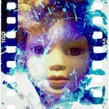 """WE LIVE AS WE DREAM, ALONE 2003 - 30"""" X 30"""" Digital print, ed. 10"""