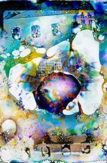 """TELL-TALE HEART 2005 - 30"""" X 40"""" Digital print, ed. 10"""