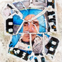 "PROLE ART THREAT 2010 - 30"" X 40"" Digital print, ed. 10"