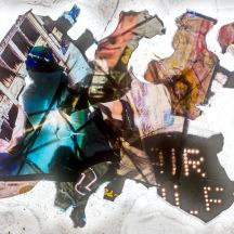 """CAN CAN SUMMER 2010 - 30"""" X 40"""" Digital print, ed. 10"""