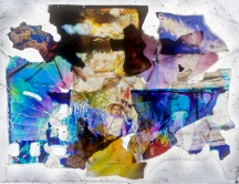 "THE 15th 2010 - 30"" X 40"" Digital print, ed. 10"