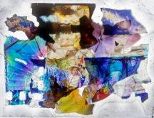"THE 15th 2010 - 30"" X 40"" Digital print, ed. 10"