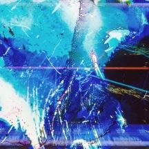 """UNCHARTED A.D. 2004 - 30"""" X 40"""" Digital print, ed. 10"""