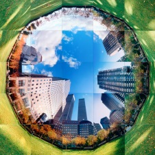 BATTERY PARK CITY - Photo print collage - Client: Battery Park City Authority