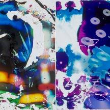 "CAREERING 2010 - 30"" X 40"" Digital print, ed. 10"