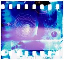 "EVENT CAPTURED ON FILM 2004 - 30"" X 30"" Digital print, ed. 10"