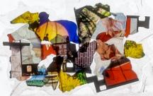 """PARKING LOT BLUES 2010 - 30"""" X 40"""" Digital print, ed. 10"""