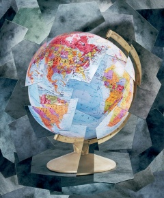98-380-collage-of-globe-of-earth