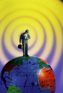 man-on-globe-watch