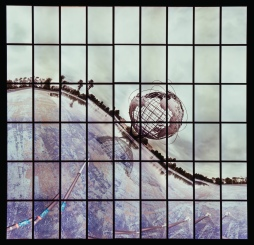 "UNISPHERE 1982 - 11"" X 14"" C Type Contact Print, Ed. 10"