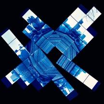 """METRO NORTH 1995 - 20"""" X 24"""" C Type Print, Ed. 10"""