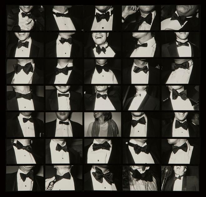 BLACK TIE  1982