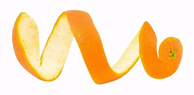 orange peel clip art