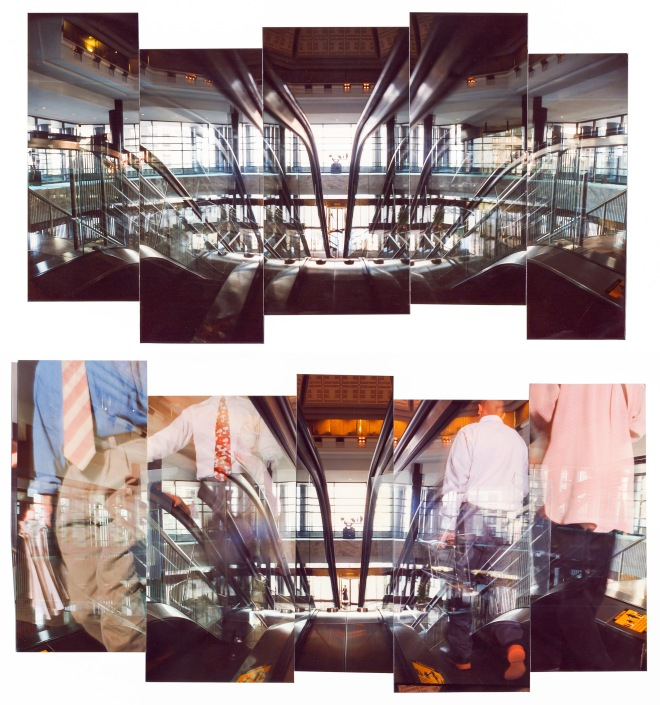 ESCALATOR STUDIES CIRCA 1999