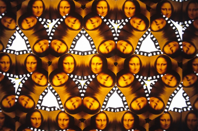 MONA LISA KALEIDESCOPE 1992