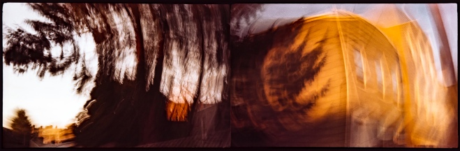 UNTITLED DIPTYCH 1986