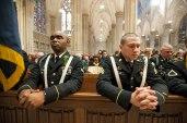 031716-SAINTPATRICK-DM-23 Scenes from St. PatrickÕs Day, NYC. St. Patrick's Day mass in St. Patrick's Cathedral. David McGlynn 3/17/16