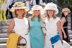 050218-HAT-GALA-DM-49 Scenes from the 36th Annual Frederick Law Olmsted Awards Luncheon (the Hat Gala) in the Conservatory Garden of Central Park, NYC. David McGlynn 5/2/18